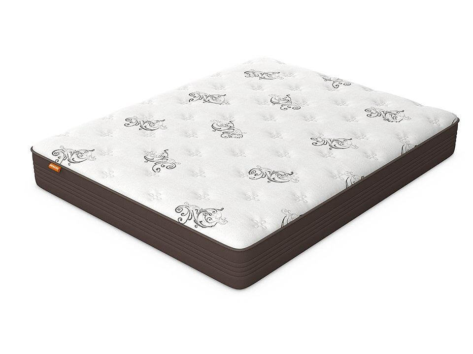 Матрас Орматек Comfort Duos Soft/Middle чехол Brown