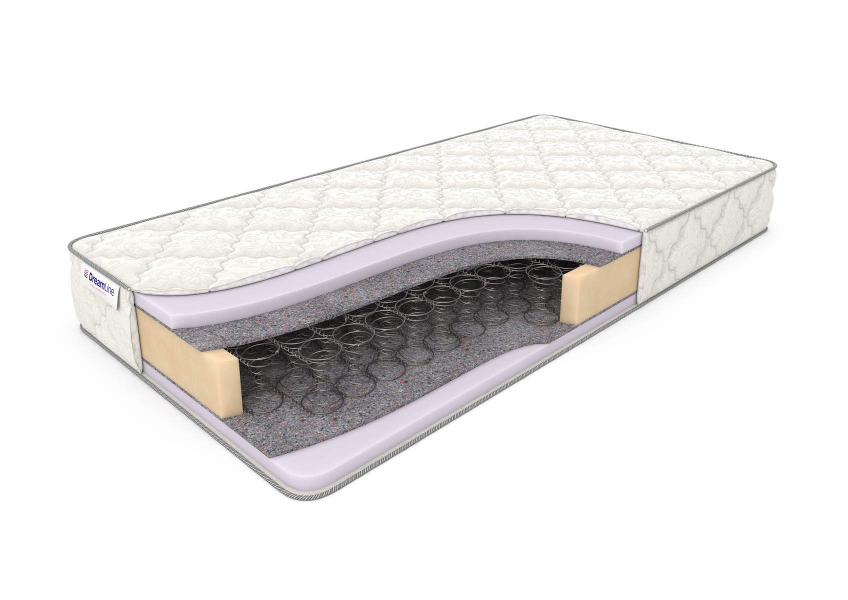 Матрас Dreamline Eco Foam BS, Купить Матрас Dreamline Eco Foam BS, Матрас Dreamline Eco Foam BS #UF_META#